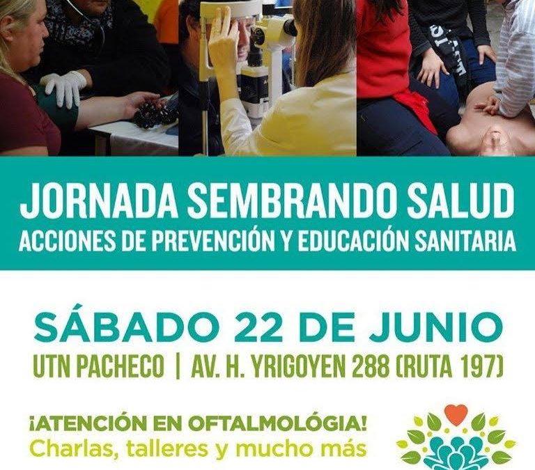 Jornada de acciones de prevención y educación sanitaria